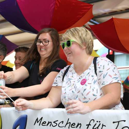 CSD Bremen Demonstration - Bild 51
