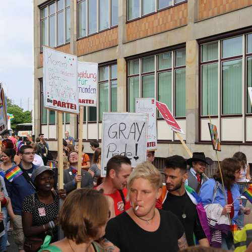 CSD Bremen Demonstration - Bild 53