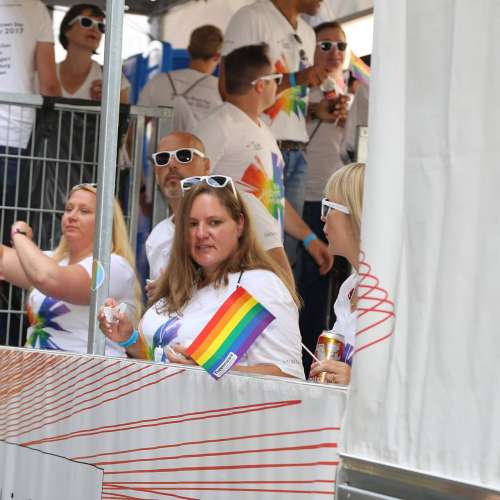 CSD Bremen Demonstration - Bild 59