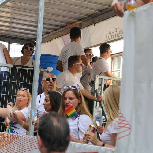 CSD Bremen Demonstration - Bild 60
