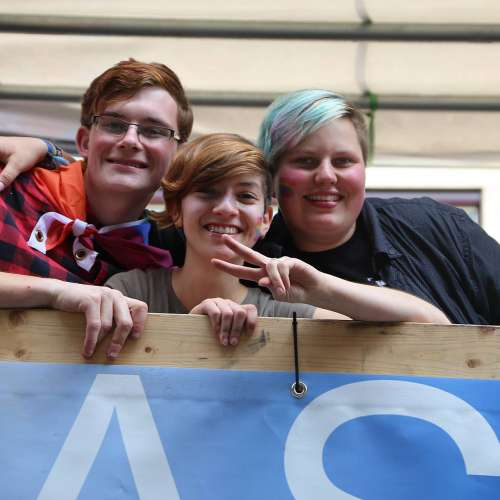 CSD Bremen Demonstration - Bild 63