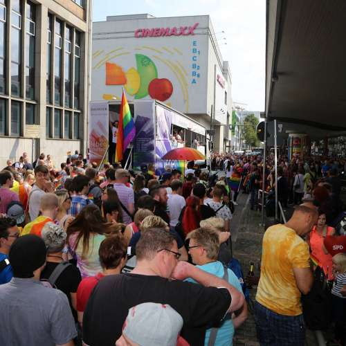 CSD Bremen Demonstration - Bild 70