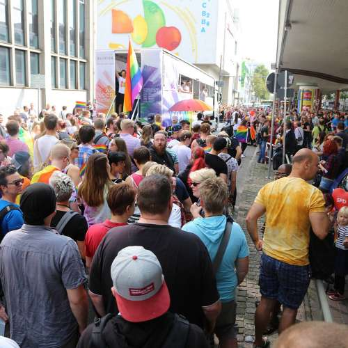 CSD Bremen Demonstration - Bild 71