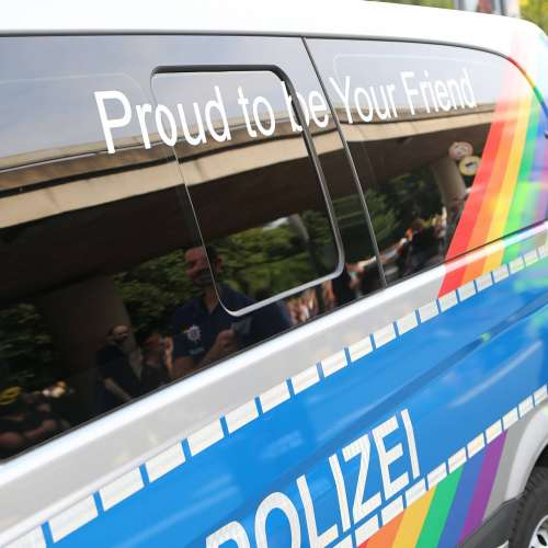 CSD Bremen Demonstration - Bild 76