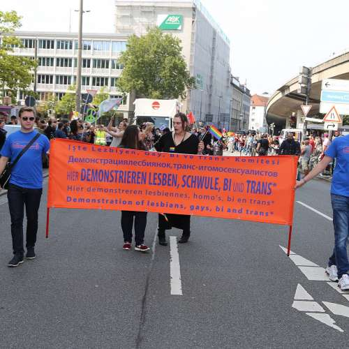CSD Bremen Demonstration - Bild 77