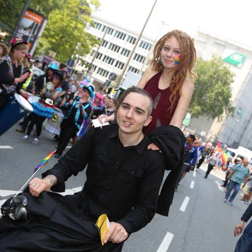 CSD Bremen Demonstration - Bild 78
