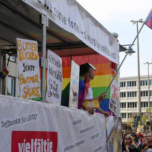 CSD Bremen Demonstration - Bild 87