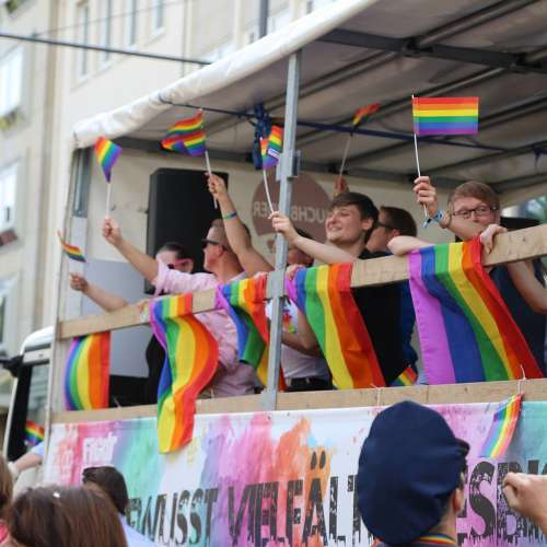 CSD Bremen Demonstration - Bild 94