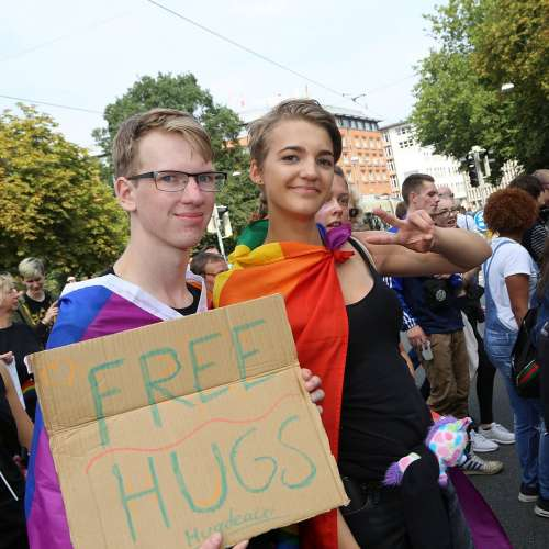 CSD Bremen Demonstration - Bild 108
