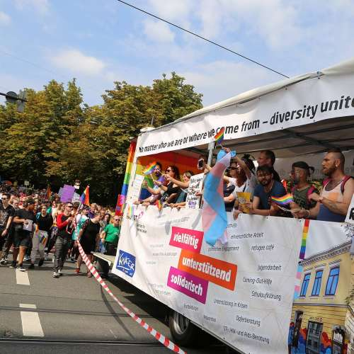 CSD Bremen Demonstration - Bild 109