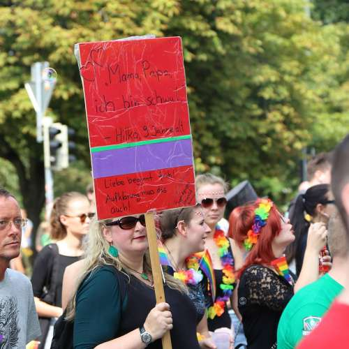 CSD Bremen Demonstration - Bild 111