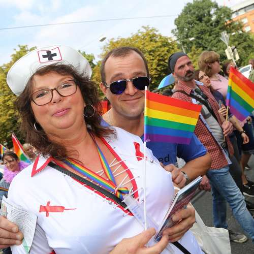 CSD Bremen Demonstration - Bild 113