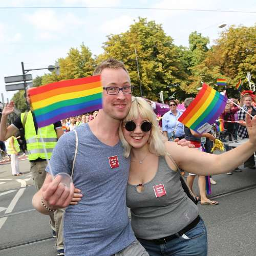 CSD Bremen Demonstration - Bild 118