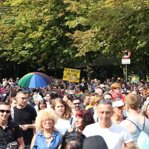 CSD Bremen Demonstration - Bild 120