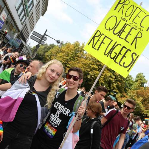 CSD Bremen Demonstration - Bild 123