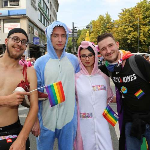 CSD Bremen Demonstration - Bild 126