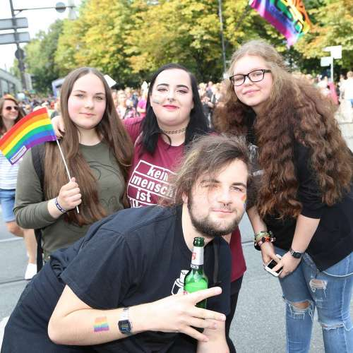 CSD Bremen Demonstration - Bild 129