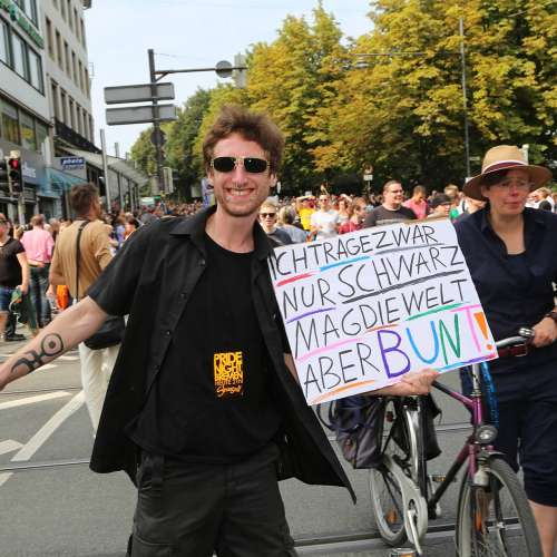 CSD Bremen Demonstration - Bild 6
