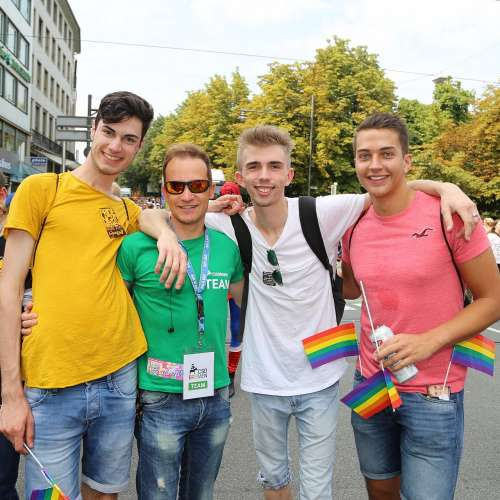 CSD Bremen Demonstration - Bild 132