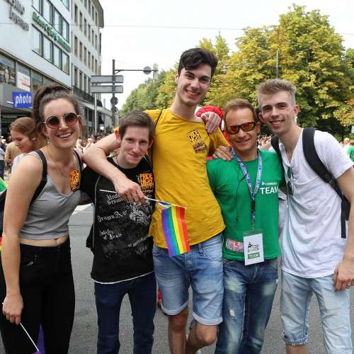 CSD Bremen Demonstration - Bild 133