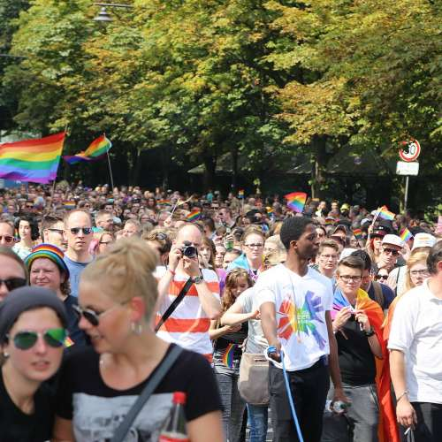 CSD Bremen Demonstration - Bild 135
