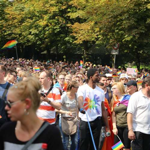 CSD Bremen Demonstration - Bild 136