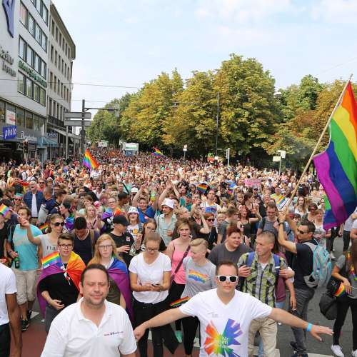 CSD Bremen Demonstration - Bild 137