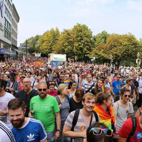 CSD Bremen Demonstration - Bild 144