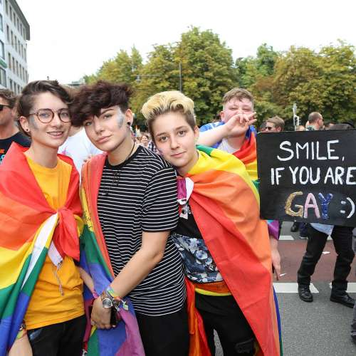 CSD Bremen Demonstration - Bild 147