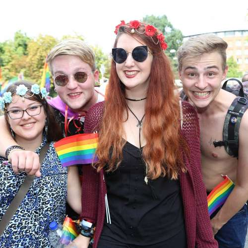 CSD Bremen Demonstration - Bild 149