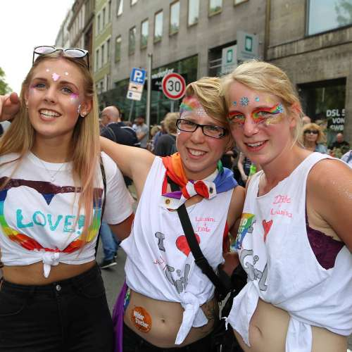 CSD Bremen Demonstration - Bild 150