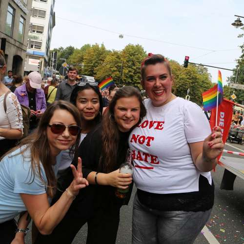 CSD Bremen Demonstration - Bild 151