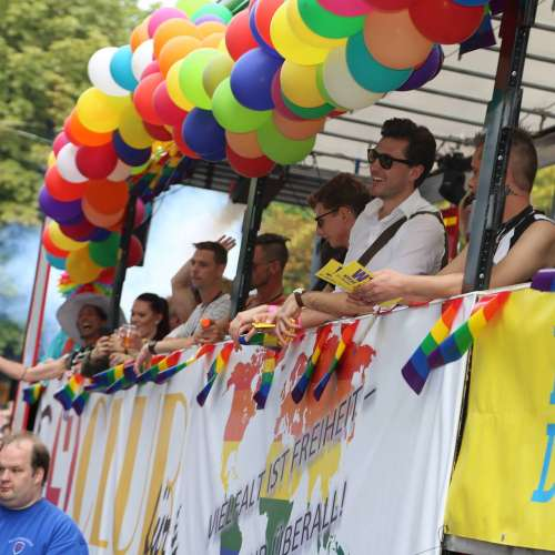 CSD Bremen Demonstration - Bild 153