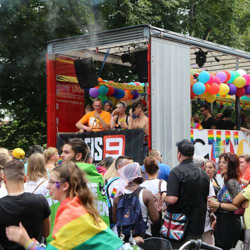 CSD Bremen Demonstration - Bild 158