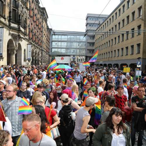 CSD Bremen Demonstration - Bild 162