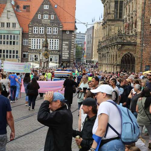 CSD Bremen Demonstration - Bild 166