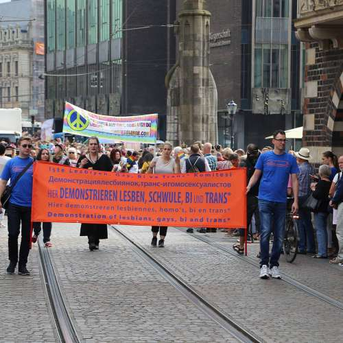 CSD Bremen Demonstration - Bild 170