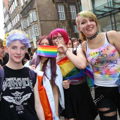 CSD Bremen Demonstration - Bild 181
