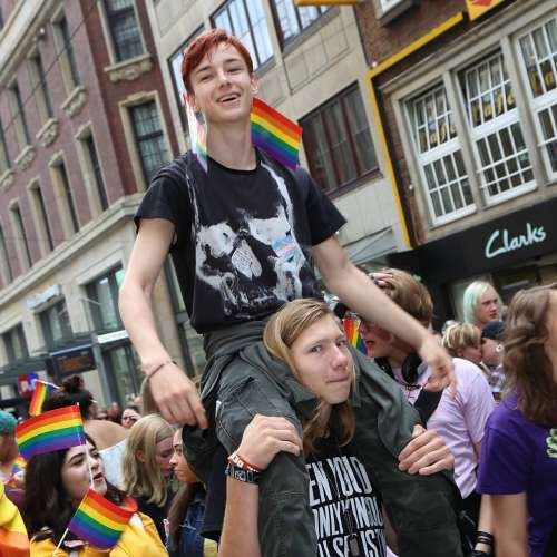 CSD Bremen Demonstration - Bild 187