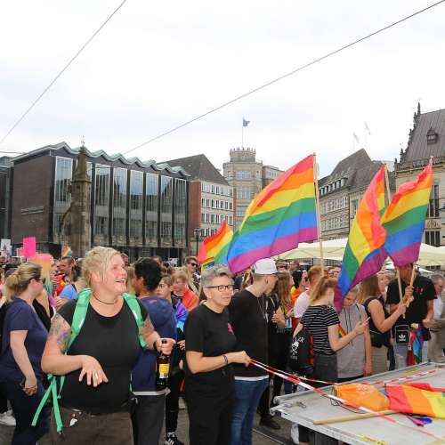 CSD Bremen Demonstration - Bild 193