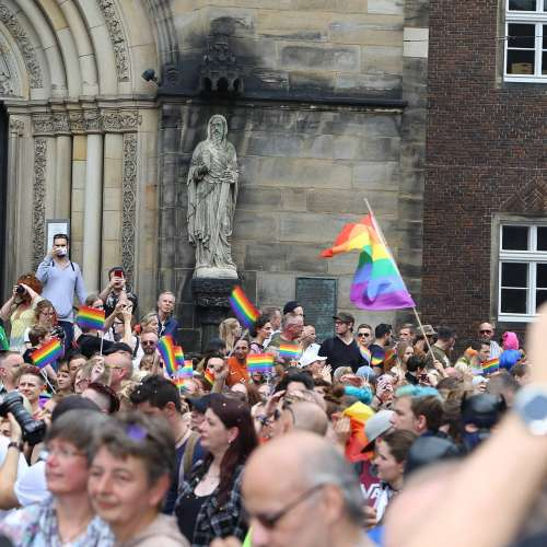 CSD Bremen Demonstration - Bild 208