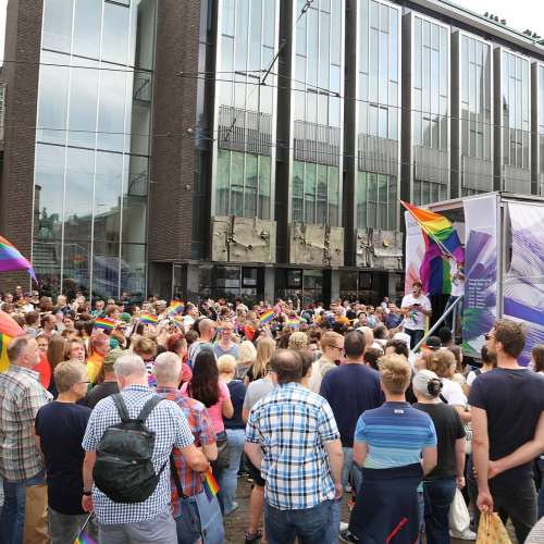 CSD Bremen Demonstration - Bild 213