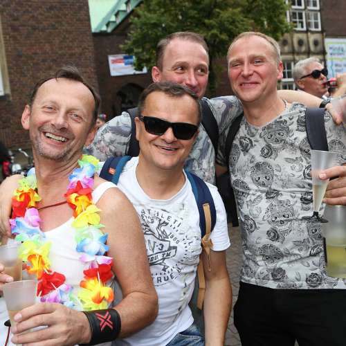 CSD Bremen Demonstration - Bild 215
