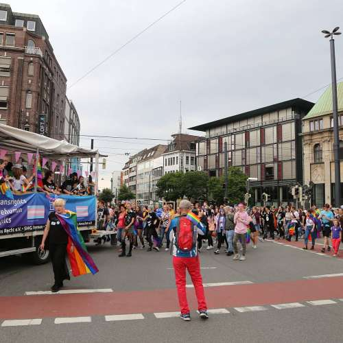 CSD Bremen Demonstration - Bild 219