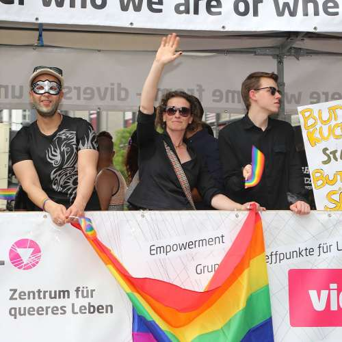 CSD Bremen Demonstration - Bild 220