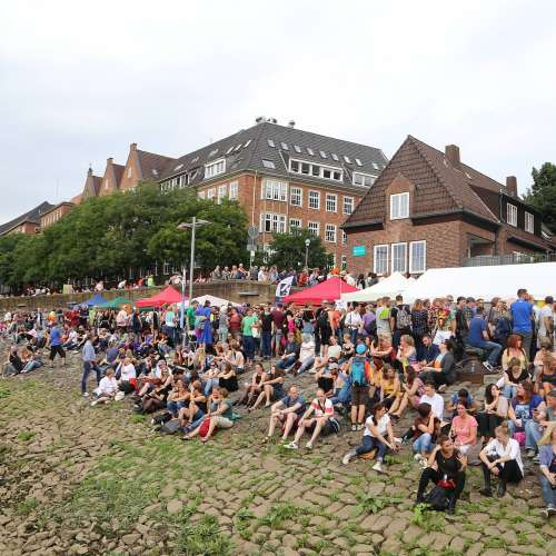 CSD Bremen Demonstration - Bild 229