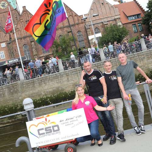 CSD Bremen Demonstration - Bild 230