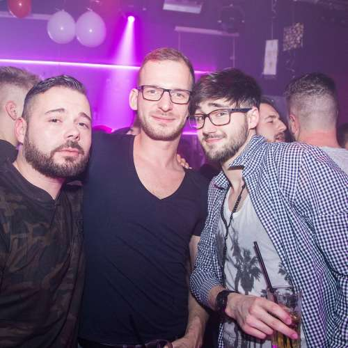 GayCANDY #99 - DJ BERRY E - XMAS meets BDAY - Bild 70