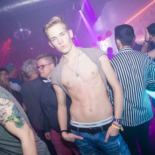 GayCANDY #100 - 7th BIG Birthday - 488x betrachtet
