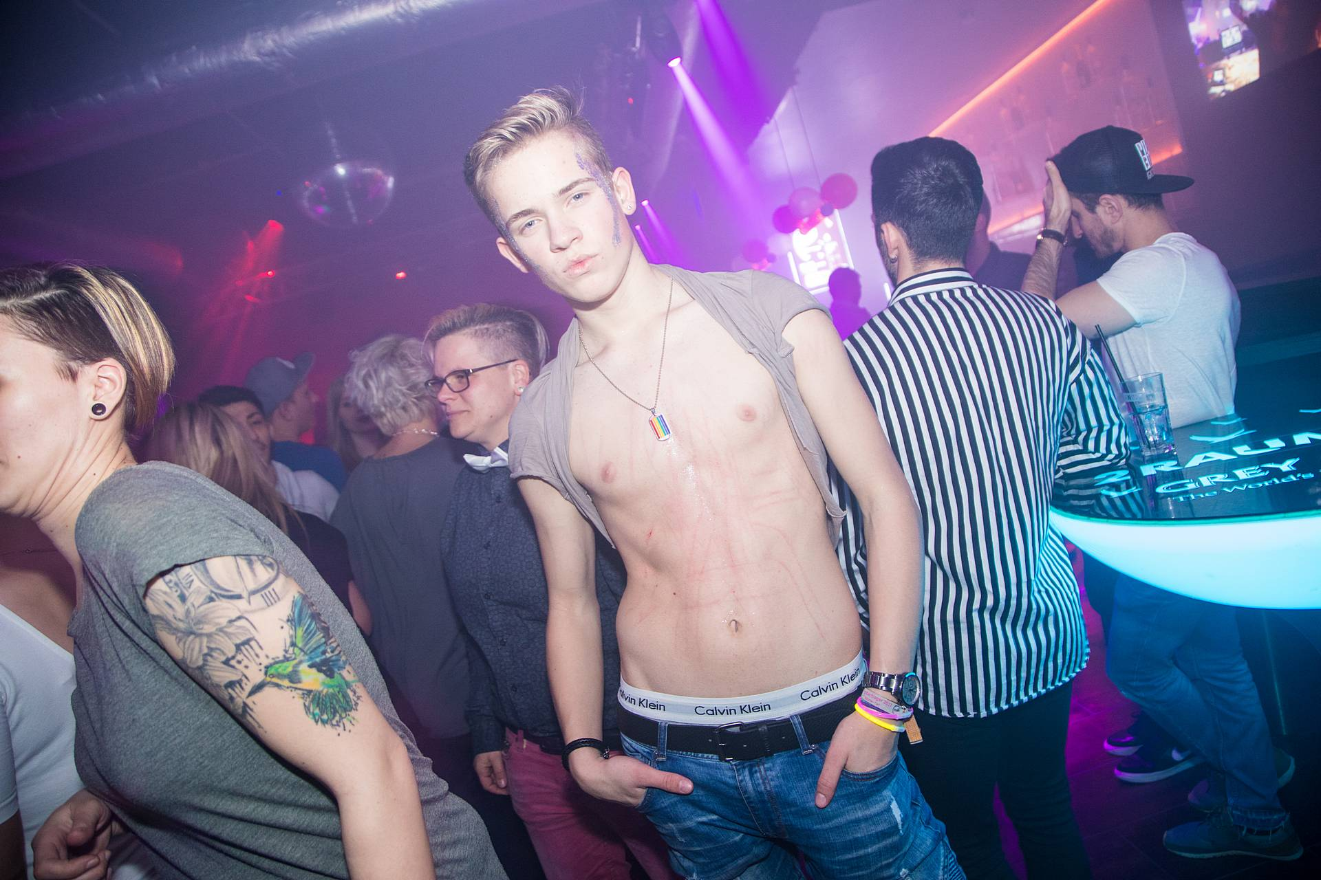 GayCANDY #100 - 7th BIG Birthday / 845x betrachtet